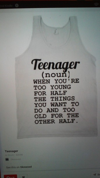 shirt teenagers summer shirt negative white teenagers