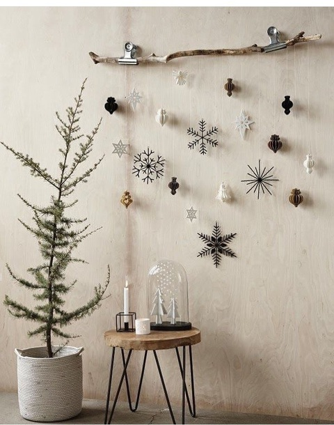 home accessory flakes
