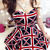 2014 new sexy nightclub retro female Wangfan Yan Mei Bra Union Jack flag dress chest wrapped-in Dresses from Apparel & Accessories on Aliexpress.com