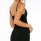 Mini cutout trim party dress