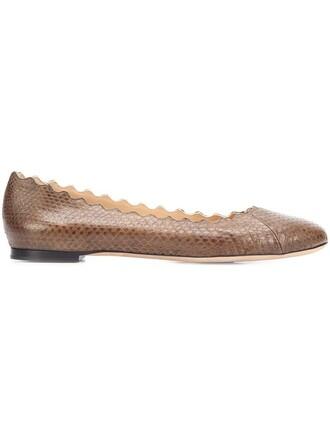 snake women snake skin leather green shoes