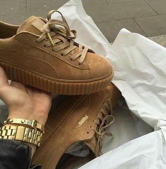 shoes rihanna puma sneakers