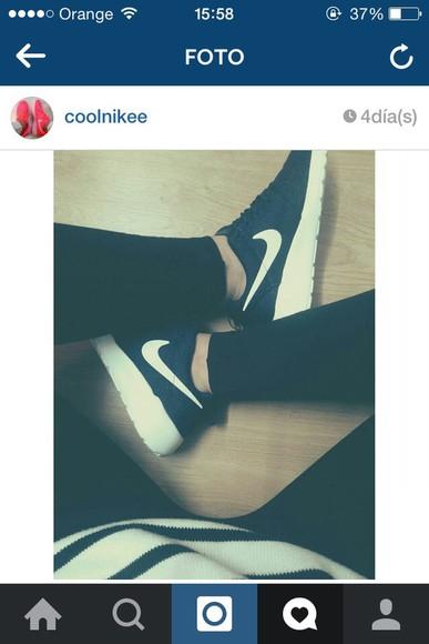 black nike sneakers nike running shoes nike shoes white nike free run nike air roshe runs