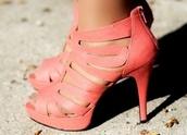 pink,heels,shoes