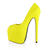 Ladies Peep Toe Womens Concealed Platform 7 Inch Stiletto Heel Shoes Size 5-10
