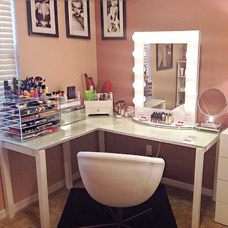 home accessory chair tumblr room tumblr bedroom makeup table