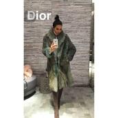 coat,women,green,brown,fur,fur coat,long,long coat,fashion,classy,women's coats