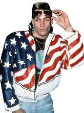 jacket,us flag jacket,veterans day sale,vanilla ice leather jacket