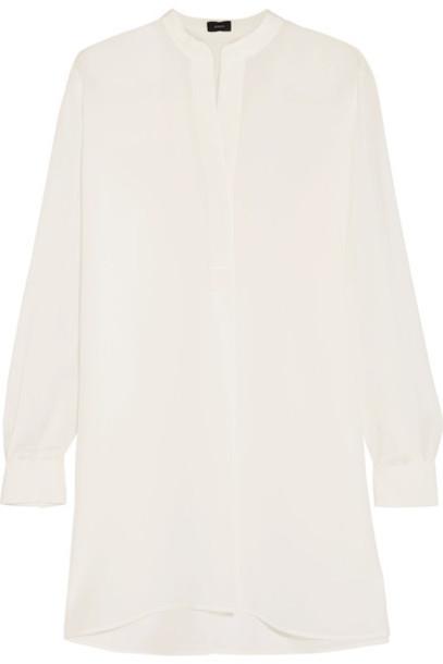 Joseph - Dara Silk Crepe De Chine Blouse - White