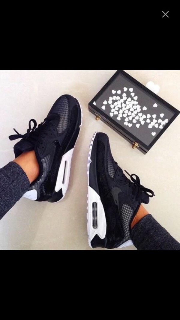 shoes nike shoes style sneakers white nike air air max nike running shoes fashion backless gold and whitw