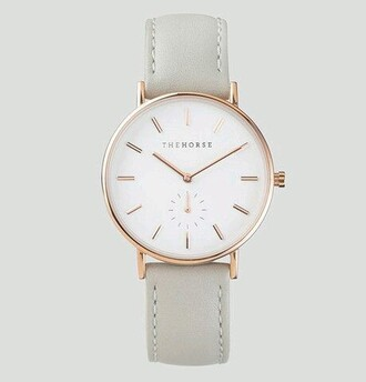 jewels pastel gold gold watch