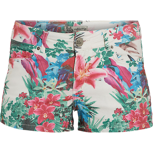 Print Short Roze - The Sting