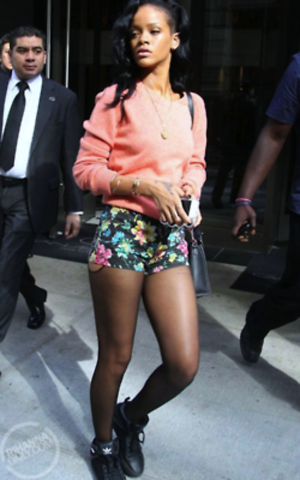 shorts rihanna urban shoes