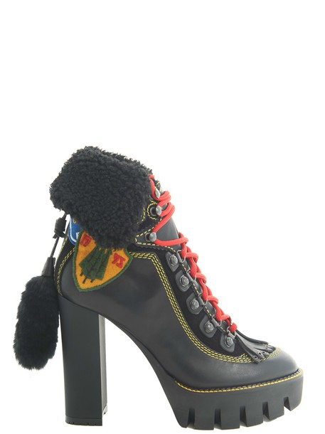 Dsquared2 boot black shoes