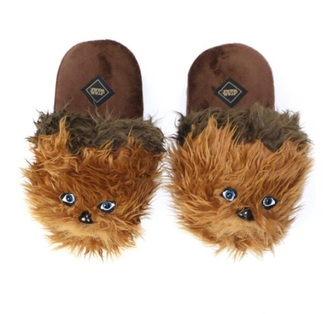 pajamas slippers chewbacca star wars