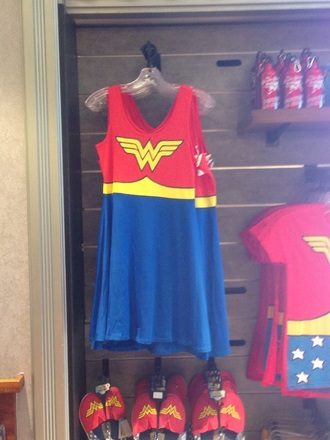 dress wonder woman