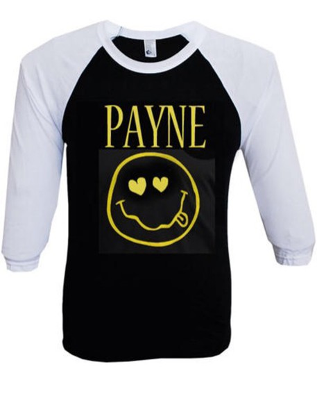 one direction payne yellow