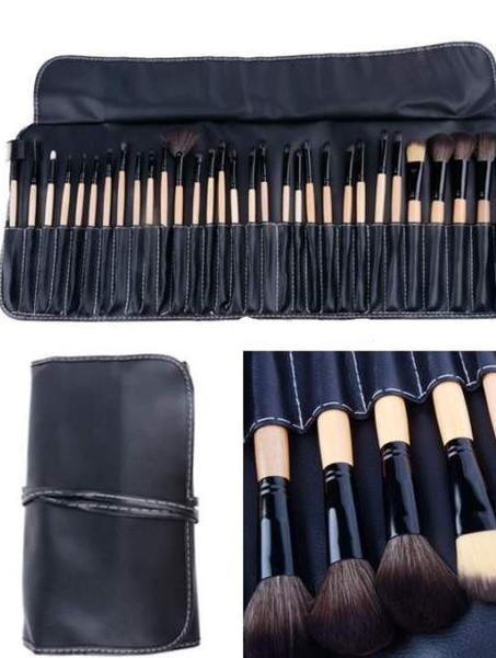 Mega Make Up Brush Set (32 pcs)