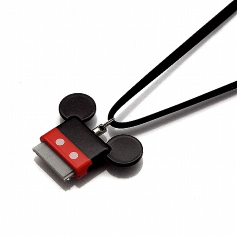 Amazon.com: Disney Dock Connector Neck Strap for iPhone 4S/4, iPod (Mickey Mouse): Cell Phones & Accessories