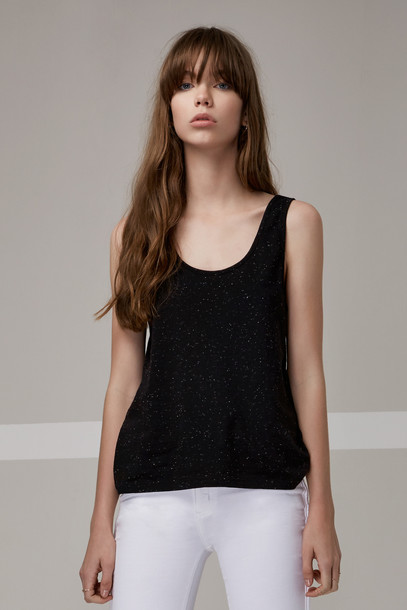 The fifth charcoal top