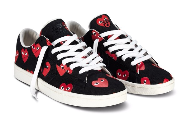 shoes commes des garcons