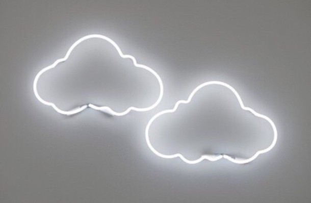 Home Accessory Light Sign Cloud Light Neon Light Home Decor Wall Decor Decoration Room Decorations Light