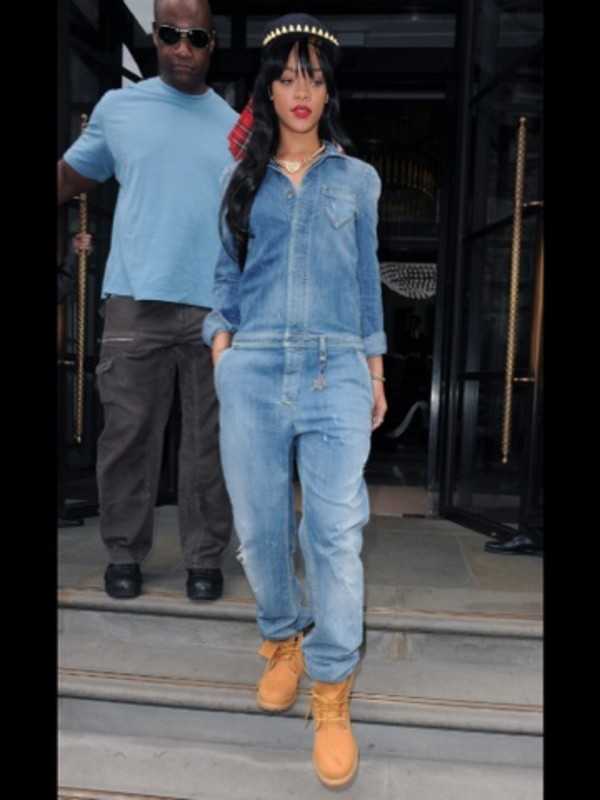 dress rihanna jeans jumper cute