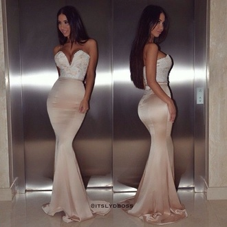 dress bodycon dress long dress prom dress gorgeous white long tight dress tight dresses sexy long dresses gorgeous dress long prom dress mermaid prom dress white prom dress
