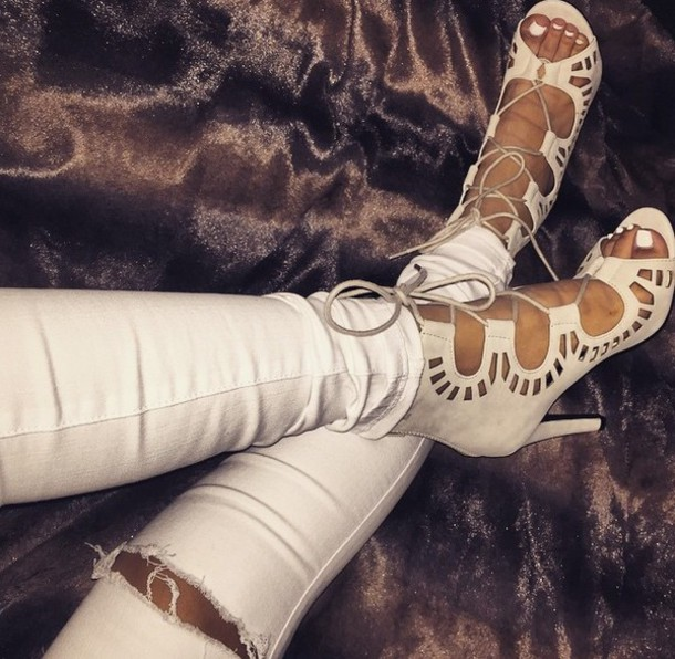 shoes white heels peeptoe heels heels zaful style classy summer fashion chic instagram summer outfits trendy