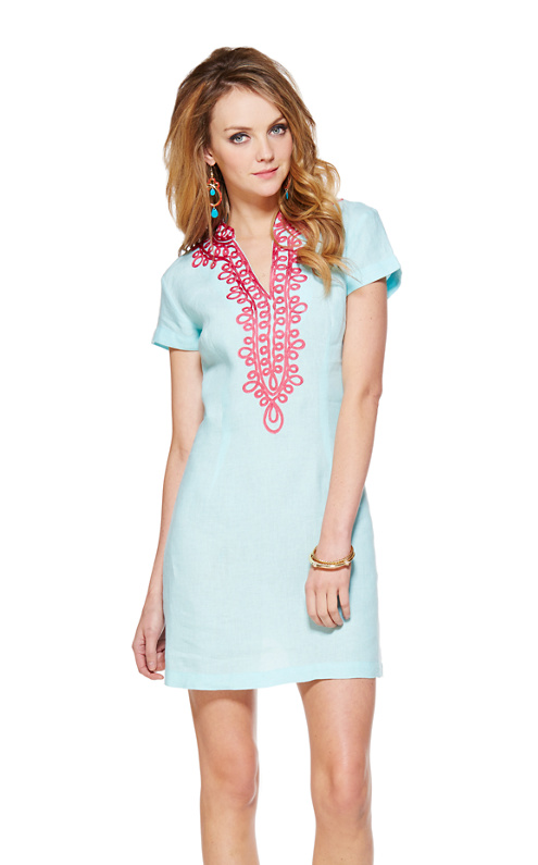 Boca Grande Tunic Dress - Lilly Pulitzer