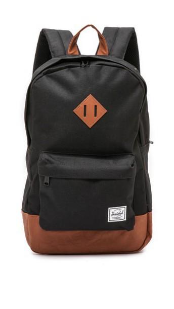 Herschel Supply Co. Herschel Supply Co. Heritage Mid Volume Backpack - Black