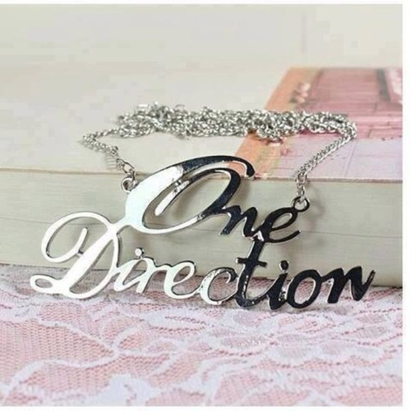 one direction jewels necklace
