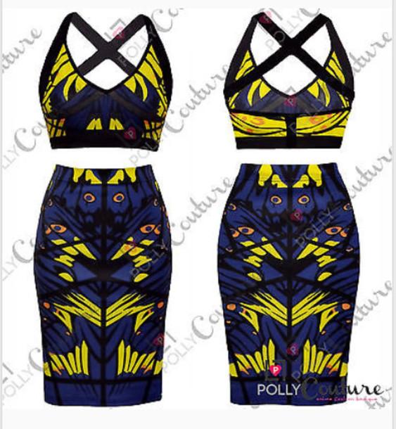 tank top: crop tops, multicolor, skirt, jupe taille haute, dress