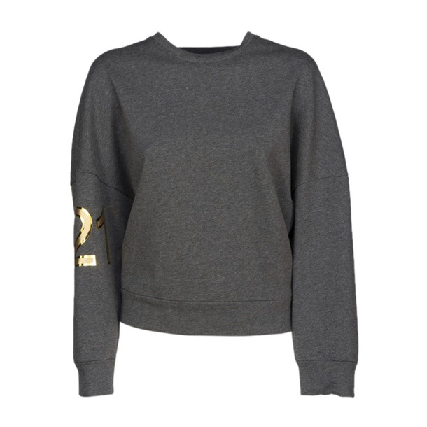 N.21 sweatshirt grey sweater