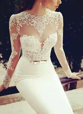dress wedding clothes