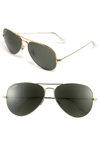 Ray-Ban 'Org Aviator' 62mm Sunglasses | Nordstrom