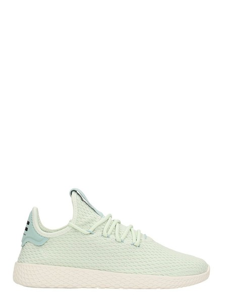 Adidas mesh sneakers green shoes
