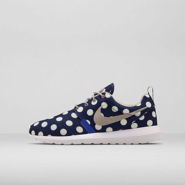 shoes roshe runs nike running shoes nike shoes polka dots custom nike