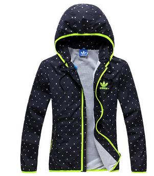 Sportswear hoodie jacket