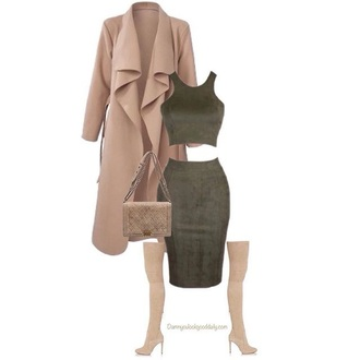dress suede boots suede suede jacket boots tan skirt suede skirt