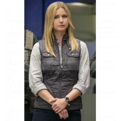 Captain America Civil War Emily VanCamp (kate) Vest