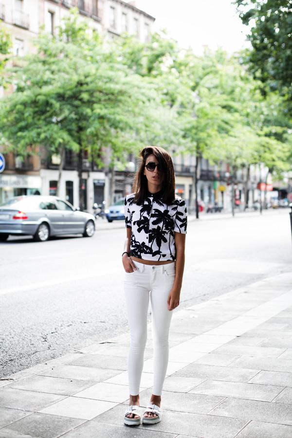 lucitisima blouse pants shoes