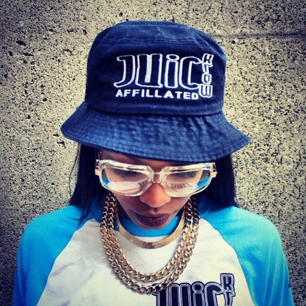 hat juice juice krew juic juic krew affillated crew bucket hat sunglasses