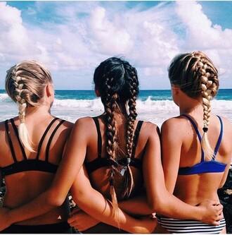 swimwear bikini summer bff hot grunge friends sisters fanilly love tumblr cool funny
