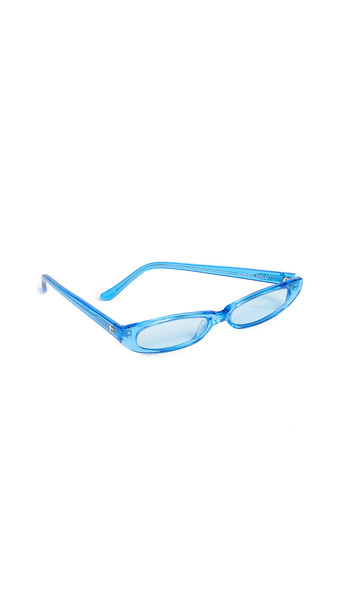 Roberi & Fraud Frances Sunglasses in blue