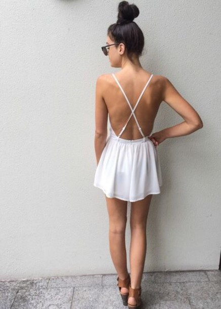 Little white dress tumblr