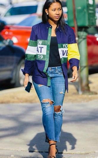 jacket 90s style