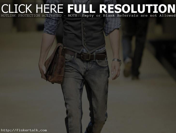 Men's Fashion Blog - FiskerTalk.com