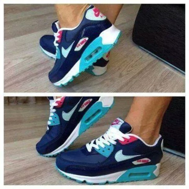 shoes 90's nike air maxes