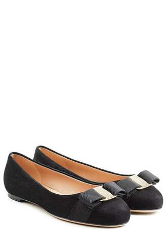 ballet flats ballet flats suede black shoes